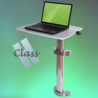 ErgonoFlex INTOP 6 H Class Table Medical Station, Adjustable in height, wall mount
