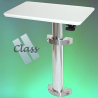 ErgonoFlex INTOP 7 H Class Table Medical Station, Adjustable in height, wall mount