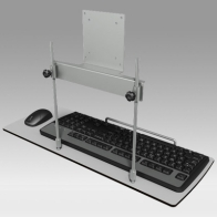 ErgonoFlex The Universal Tray for Keyboard and Mouse