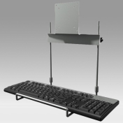 Universal Keyboard Tray for Keyboard
