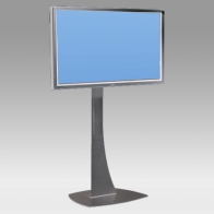 "Foot Stand Vision Curve 150 cm for 1 screen of 32 ""- 80"" 100 K"