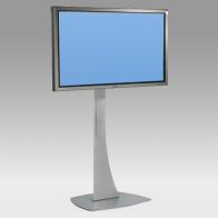 "Foot Stand Vision Curve 150 cm for 1 screen of 32 ""- 80"" 100 Kg"