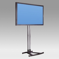 "Foot Stand Vision Tube 171 cm for 1 screen 32 ""- 80"" 80 Kg"