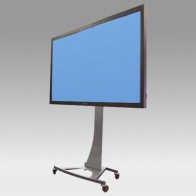 "Stand Cart, Vision Curve 200 cm for 1 screen 50 ""- 108"" 250 Kg"