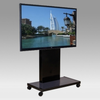 "Stand Cart, Vision HD Connect 150 cm for 1 screen 30 ""- 57"" 80 Kg"
