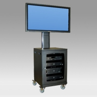 "Stand Cart, Vision MCC Visio 150 cm for 1 screen 32 ""- 60"" 60 Kg"