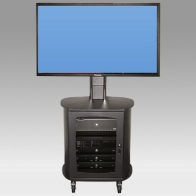 "Stand Cart, Vision MCC Design 150 cm for 1 screen 32 ""- 60"" 60 Kg"