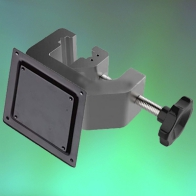 Clamping clamp Vesa 75/100 mm rotary for display, Thin Client, Epic Capsule, Monitoring and others