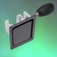 Clamping clamp Vesa 75/100 mm fix for display, Thin Client, Epic Capsule, Monitoring and others