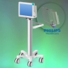 "MEDICAL INFORMATIC TROLLEYS ""e cart"" FOR PHILIPS INTELLIVUE SERIES"