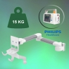 MEDICAL ARMS FOR MONITORING PHILIPS INTELLIVUE