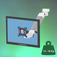 ErgonoFlex Medical Monitor Arm PH 300 mm height adjustable, wall mount