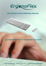 Our Waterproof Medical Keyboards and Mice
